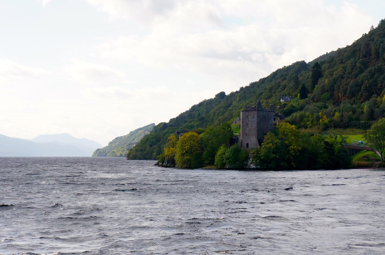 Loch Ness Monster Sightings 2014 Real loch ness monster,